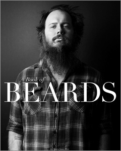 Page from A Book of Beards
